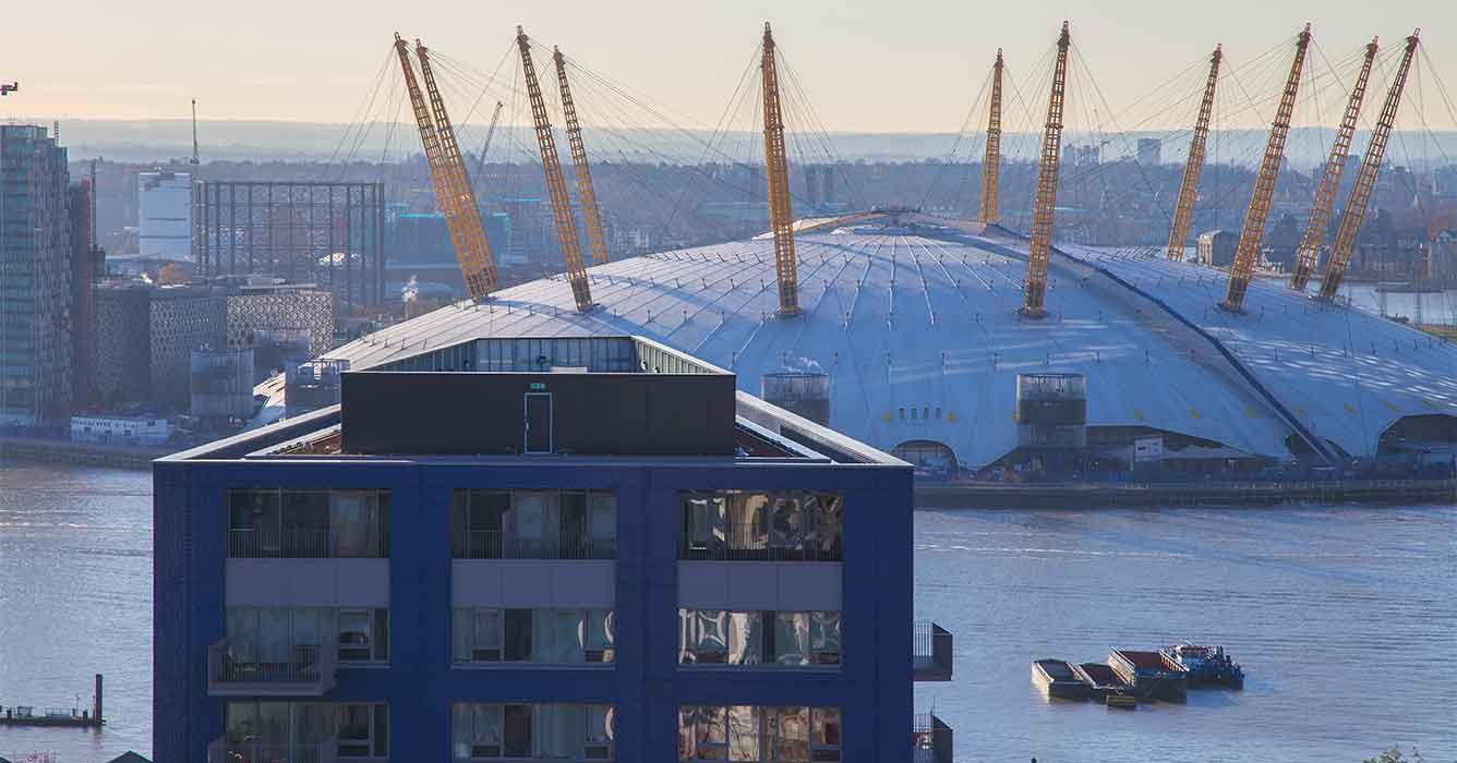 Ellyon – London City Island – High-rise construction