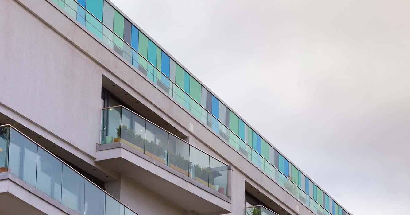 Ellyon – Queensbridge Quarter – StoVentec glazing
